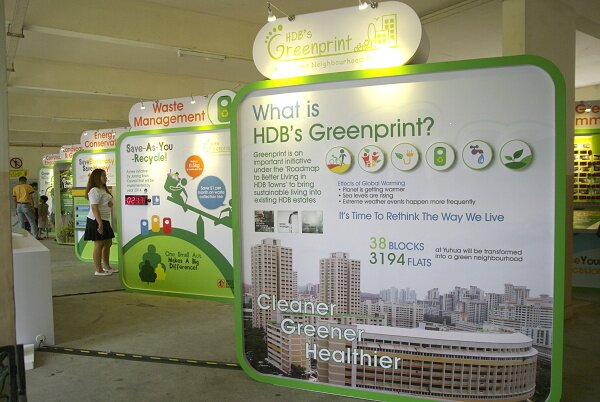 HDB Greenprint road show